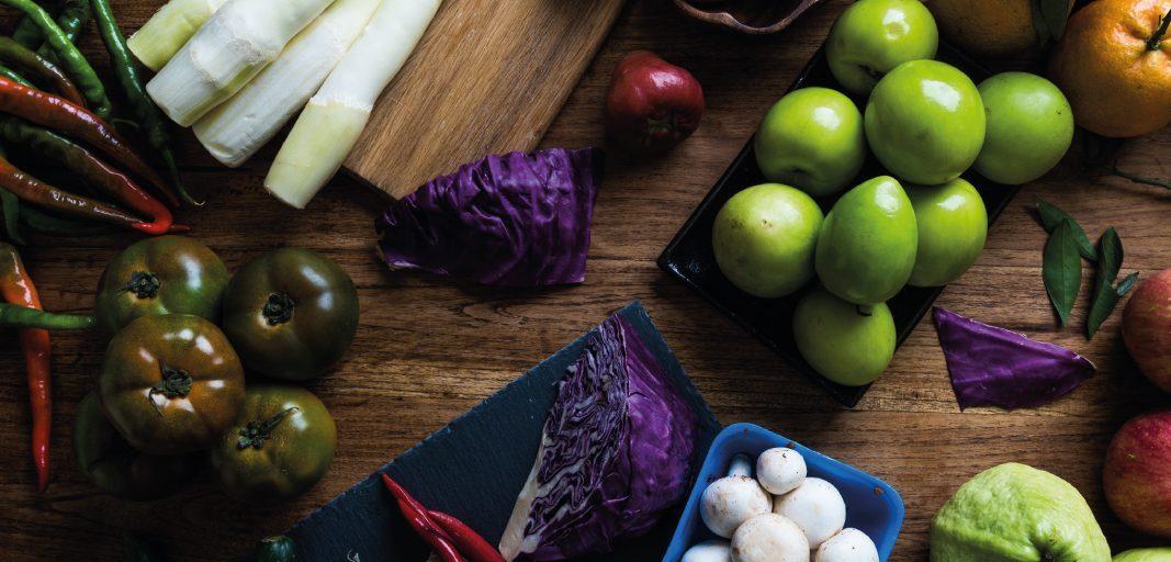 Alimentos que podem equilibrar Pitta - Confira - Sri Sri