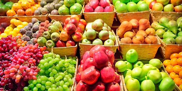 Como equilibrar o Kapha - Frutas