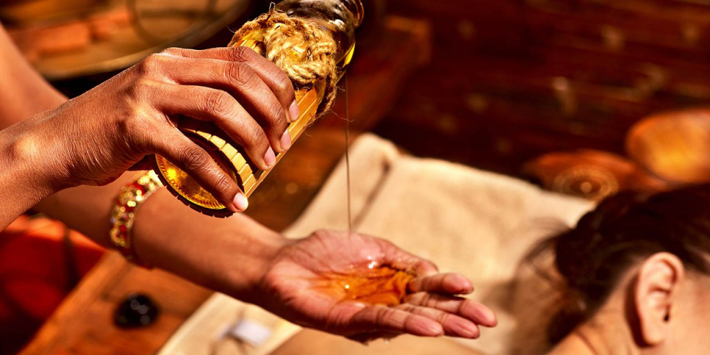 tratamentos ayurvédicos para a pele - Abhyanga