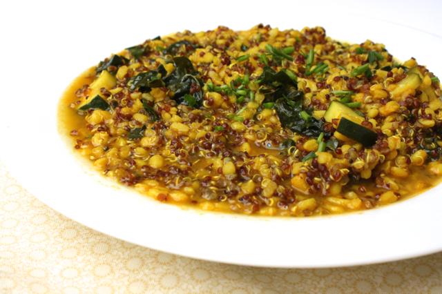 Kitchari de Quinoa