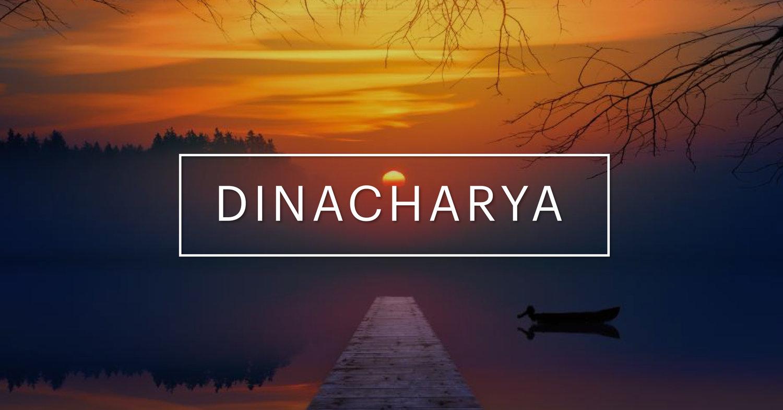 Hidratação e dieta para o inverno - Dinacharya