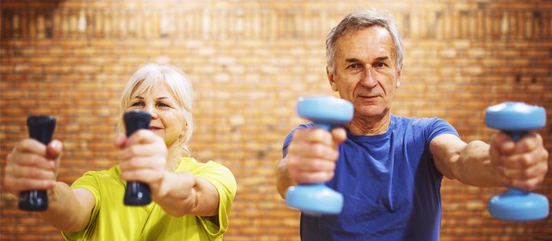 Hábitos de vida mais saudáveis e sua relação com a longevidade
