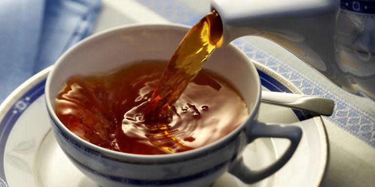 Receitas fáceis e práticas do dia a dia - Chá estimulante