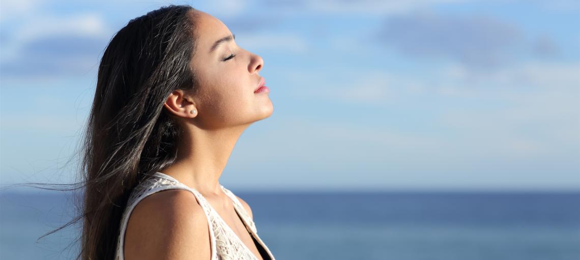 Como a respiração pode te ajudar a viver melhor